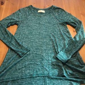 🌸🌸 Green tunic